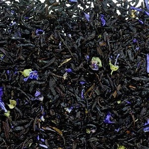 Earl Grey Blue flowers 50g